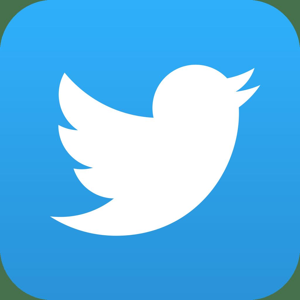 twitter logo - TOP